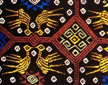 [讨论]共同关注壮族壮锦刺绣纹样的寓意和来源